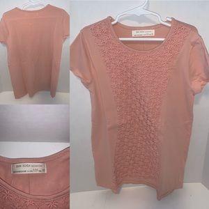 Zara girls T-shirt short sleeve